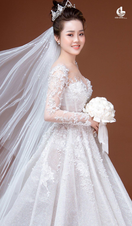 Cuu Long Studio - cho thuê áo cưới tại cần Thơ đẹp