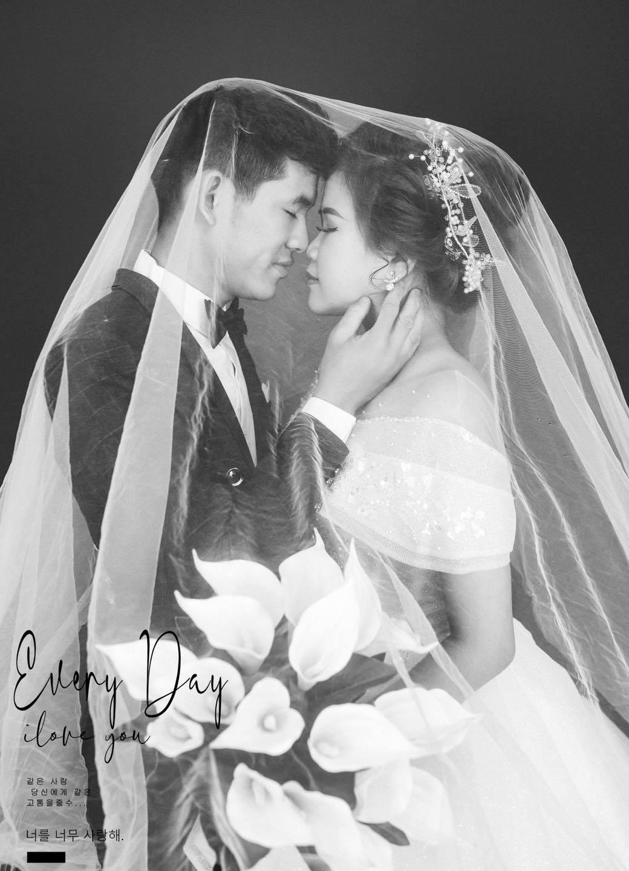 Chụp ảnh cưới tại Juliet Studio Huế