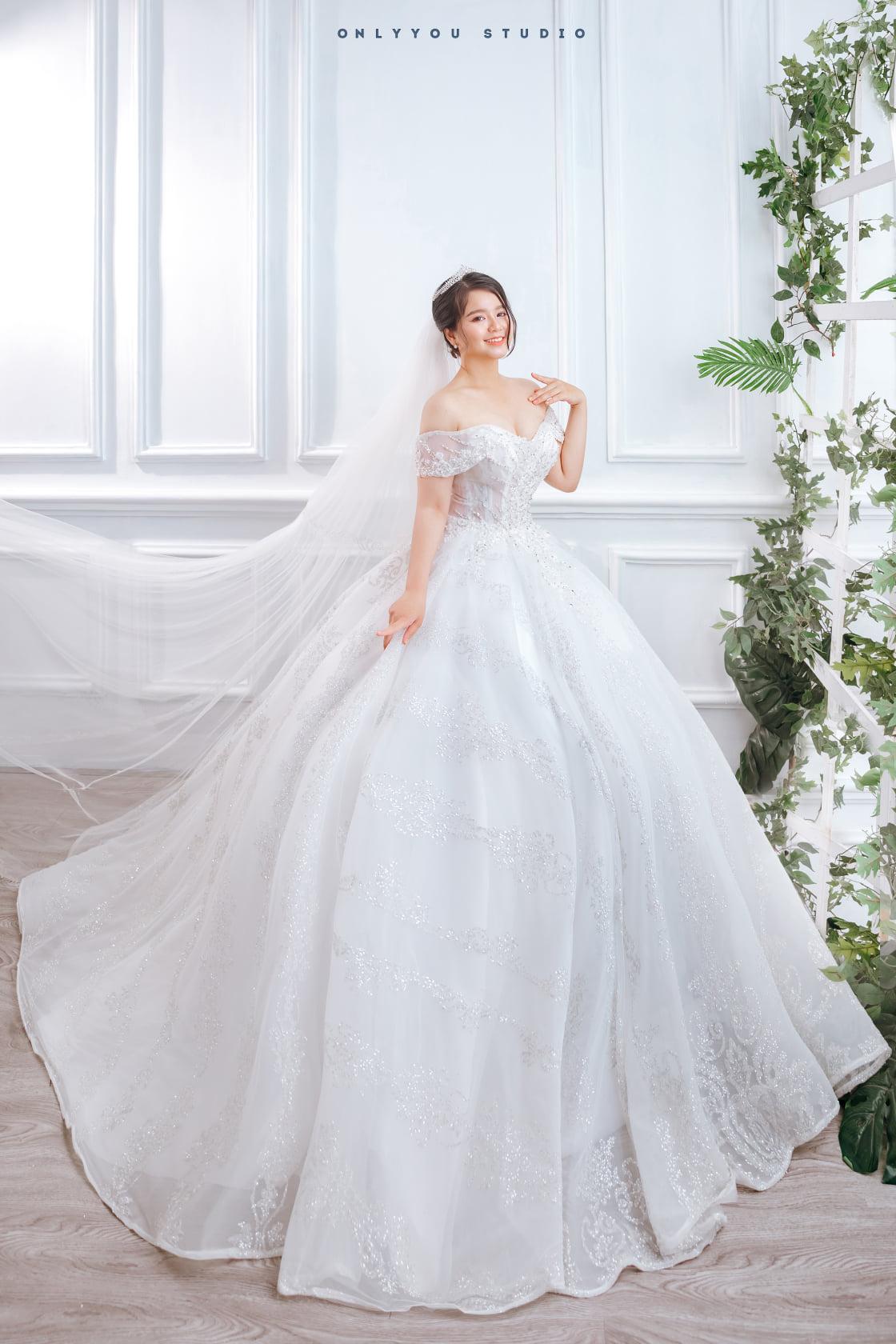 Cho thuê áo cưới tại Cần Thơ - Only You Studio & Bridal